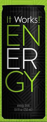 It Works! Energy Drink