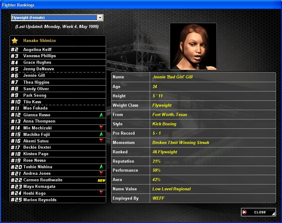 world of mixed martial arts 3 real world mod